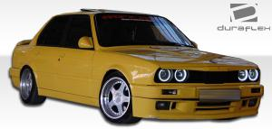 Extreme Dimensions Duraflex Replacement for 1984-1991 BMW 3 Series E30 TKO Rear Wing Spoiler 1 Piece