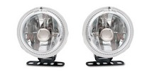 All Jeeps (Universal), All Vehicles (Universal) Extreme Dimensions Fog Lights- Medium (3.5-inch diameter)