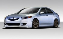 Body Kits For Acura Tsx At Andys Auto Sport - Acura tsx lip