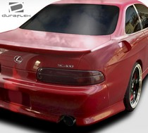 Duraflex V-Speed Wide Body Front Fenders for 92-00 Lexus SC Series SC300 SC400