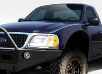 Ford Expedition Fiberglass Fenders at Andy's Auto Sport