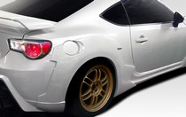 Scion FR-S Fender Flares at Andy's Auto Sport