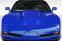 Chevrolet Corvette Fiberglass Hoods at Andy's Auto Sport
