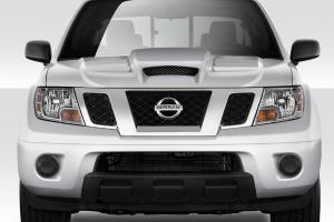 nissan frontier fiberglass hoods at andy 39 s auto sport. Black Bedroom Furniture Sets. Home Design Ideas