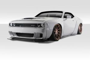 Trunk Spoiler Wing Fits 2015-2018 Dodge Challenger 2016 2017 SXT Style Black PP Added On Rear Trunk Spoiler Lip Wing Bodykits Body kit Aby IKON MOTORSPORTS