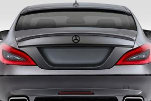 CLS550 CLS500 Fit FOR Mercedes Benz W219 CLS-CLASS L TYPE ROOF WING SPOILER ABS