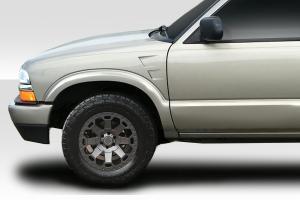 Chevrolet S10 Fiberglass Fenders at Andy's Auto Sport