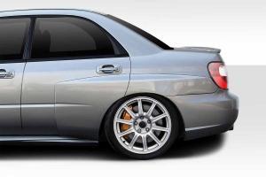 Subaru Impreza Fender Flares at Andy's Auto Sport