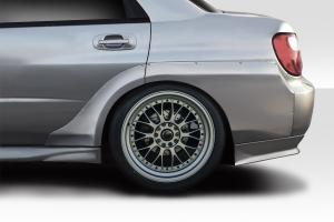 Subaru Impreza Extreme Dimensions Fender Flares at Andy's