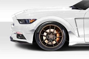 Ford Mustang Fender Flares at Andy's Auto Sport