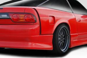 Nissan 240sx Fiberglass Fenders at Andy's Auto Sport