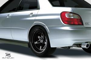 Subaru Impreza Fender Flares At Andy S Auto Sport