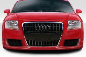 Extreme Dimensions Duraflex Replacement for 2008-2015 Audi TT 8J Regulator Front Bumper 1 Piece