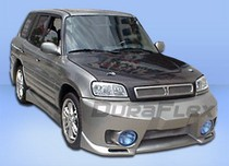 1996-2000 Toyota Rav_4 Extreme Dimensions Evo 5 Body Kit