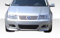 2011-2014 Volkswagen Jetta Duraflex Votex Look Front Lip 1 Piece 113722