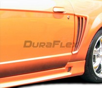 1999-2004 Ford Mustang Duraflex Colt Body Kits - Side Scoops