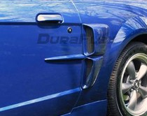 1999-2004 Ford Mustang Duraflex CVX Body Kits - Side Scoops