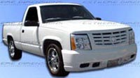 1988-1998 Chevrolet C-_and_K-Series_Truck Extreme Dimensions Escalade Style Body Kits