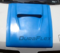 All Jeeps (Universal), Universal - Fits all Vehicles Duraflex Universal Scoop - Spyder 2 Hood Scoop