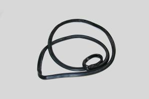98-2011 ford crown victoria marquis rear trunk rubber weatherstrip seal new
