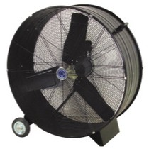 1961-1977 Alpine A110 FASCO Direct Drive Portable Fan Blower