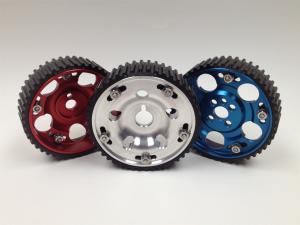 P2M Adjustable Cam Gears Set For Nissan R32 R33 R34 GTR RB20 RB25 RB26 Skyline