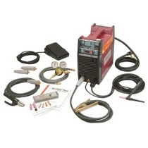1998-2002 Subaru Forester Firepower Arcmaster 185 AC/DC TIG and Stick Welder