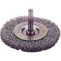 "1984-1986 Ford Mustang Firepower Circular Wire Wheel Brush, 1-1/2"" Diameter, Coarse"