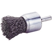 "1984-1986 Ford Mustang Firepower Crimp Type Brush, 3/4"" Diameter, Coarse"