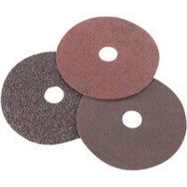 "2008-9999 BMW 1_Series Firepower Sanding Discs, 7"" x 7/8"", 24 Grit (3 Pack)"