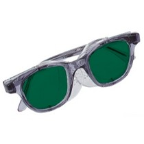 1968-1984 Saab 99 Firepower Regal Safety Glasses, 48 mm Dark Green