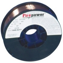 "2008-9999 Smart Fortwo Firepower ER70S-6 Mild Steel Welding Wire .023"" 11 Lbs."