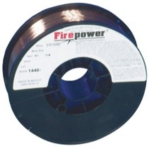 "2008-9999 Smart Fortwo Firepower ER70S-6 Mild Steel Welding Wire .030"" 11 Lbs."