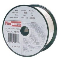"2008-9999 BMW 1_Series Firepower ER5356 MIG Aluminum Welding Wire .030"" 1 Lb."