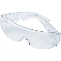 1993-1997 Toyota Supra Firepower Symetrix, Wrap-A-Round Clear Guest Glasses