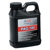 1967-1970 Pontiac Executive FJC, Inc. PAG Oil - 100 Viscosity 8 oz Bottle