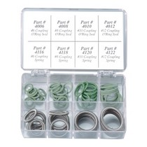 1987-1995 Land_Rover Range_Rover FJC, Inc. 60 Piece Ford Spring Lock O-Ring Kit
