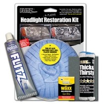 1967-1969 Chevrolet Camaro Flitz Headlight Restoration Kit