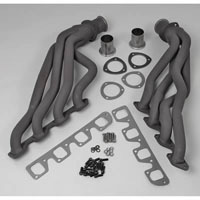 "1964-1973 Ford Mustang Flowtech Headers - Standard, Primary Tube Collector Size 1.75"" x 3"" Will Not Fit C6 Trans, Not Legal for Street Use"