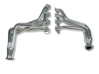 "1973-1979 Ford F350 Flowtech Headers - Primary Tube Collector Size 1 5/8"" x 3"" Modify Stock Exhaust to Retain Cat. Converter, Not Legal for Street Use (Ceramic)"