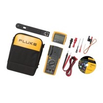 2000-2006 Kawasaki Ninja_ZX-12R Fluke Remote Display Digital Multimeter Kit