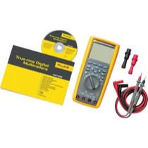1982-1992 Pontiac Firebird Fluke True-RMS Electronics Logging Multimeter With Trend Capture