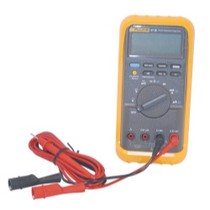 2000-2006 Kawasaki Ninja_ZX-12R Fluke Digital Multimeter With Thermometer