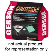 1966-1970 Ford Falcon Gerson Company Particle Control System - 190 Micron for All Finishes