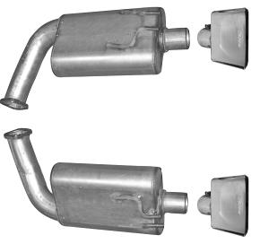 Pontiac G8 Exhaust Systems at Andy's Auto Sport