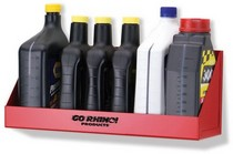 2007-9999 Dodge Caliber Go Rhino Small Oil Bottle Shelf - Black