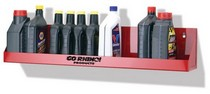 1987-1995 Jeep Wrangler Go Rhino Large Oil Bottle Shelf
