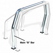 Chevrolet c and k series truck bed bars at andys auto sport 73 96 ford f150 flare side 88 98 chevygmc pickup step go rhino bed bars sciox Choice Image