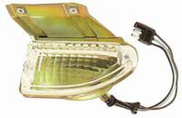 70 Mustang Goodmark Assembly For Parking Light (Left - Driver) - Complete