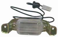 1968-1974 Chevrolet Nova Goodmark License Lamp Assembly